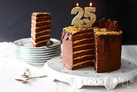 Cel mai bun tort de ciocolată – 25 de straturi de plăcere