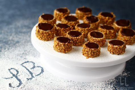 Prăjitura Sarah Bernhardt – saraberne – rețetă video