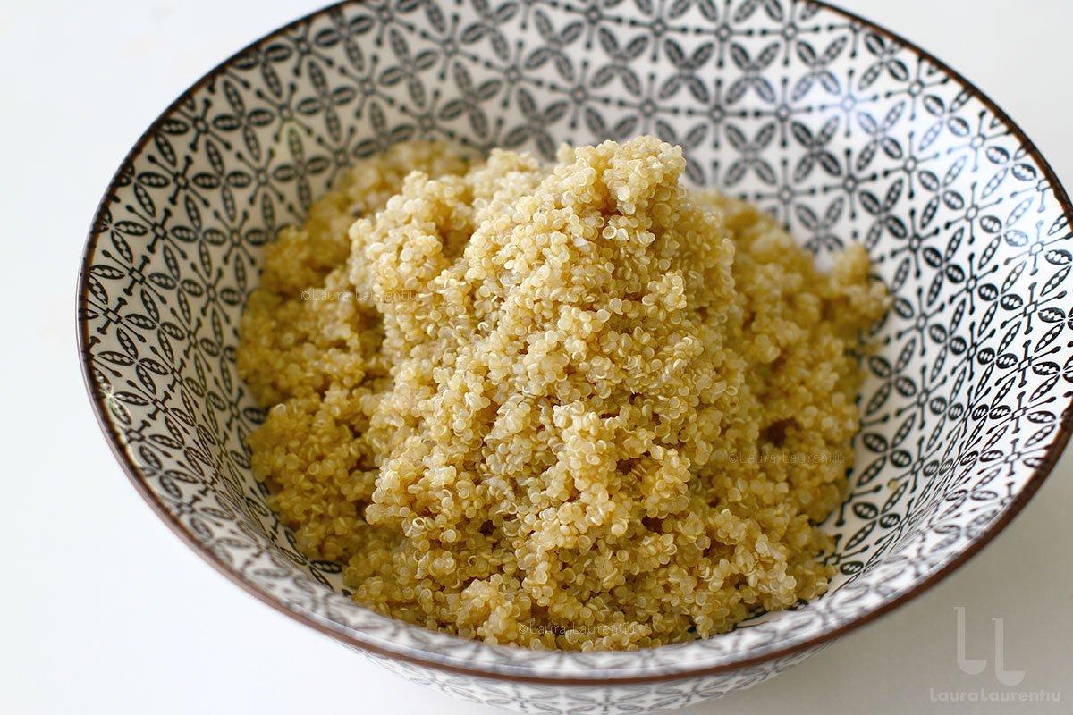 quinoa cum se gateste fierbere quinoa chinoa
