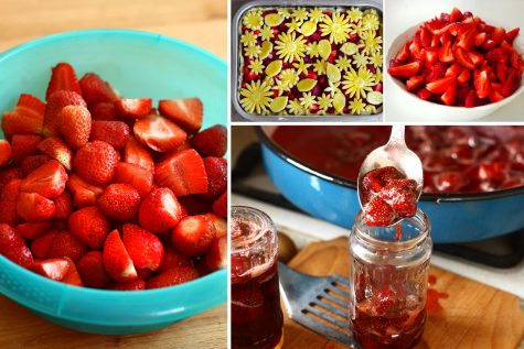 20 de rețete cu căpșuni și 10 motive să consumi căpșunele