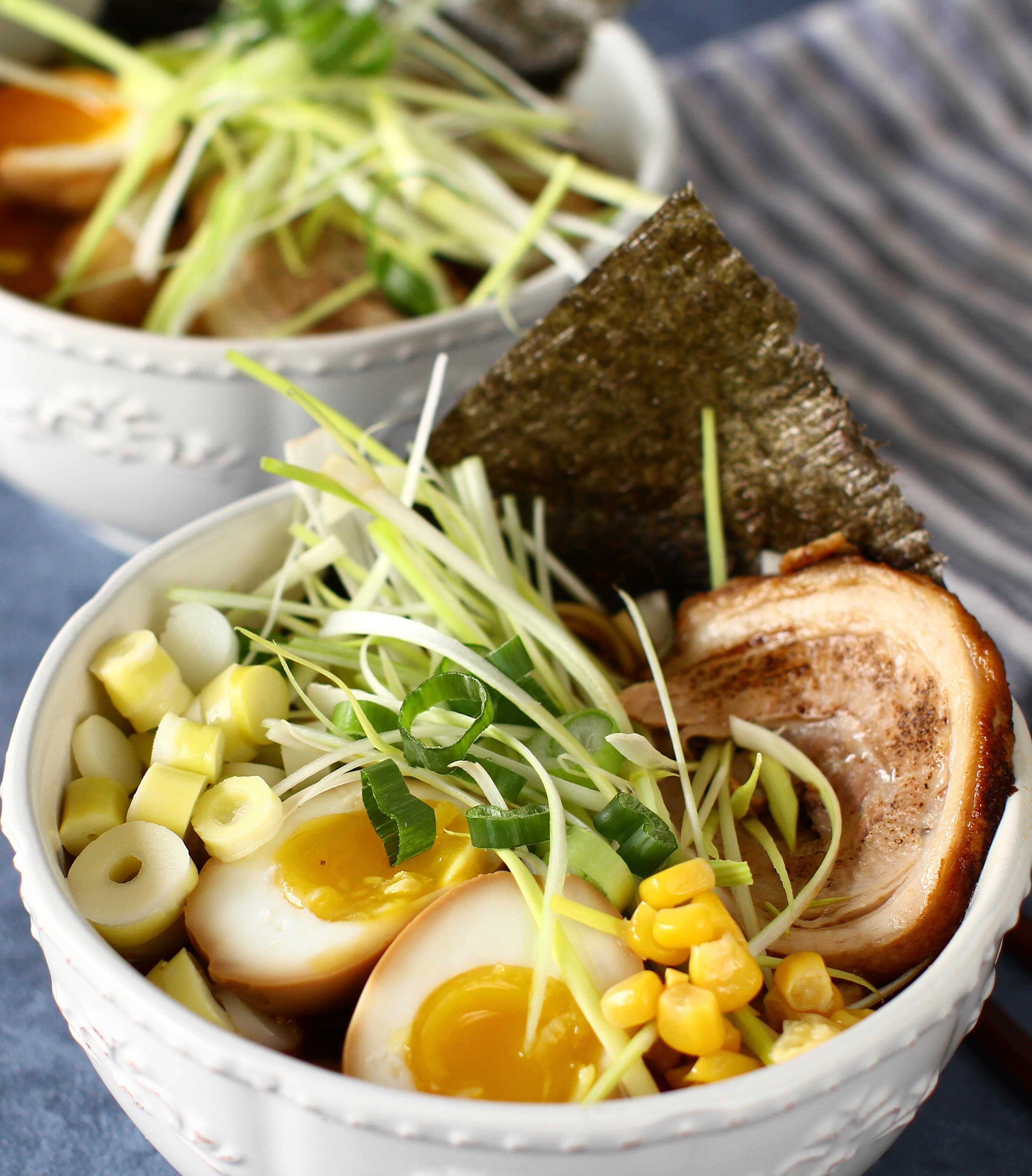 supa ramen reteta japoneza supa ramen cu miso reteta video