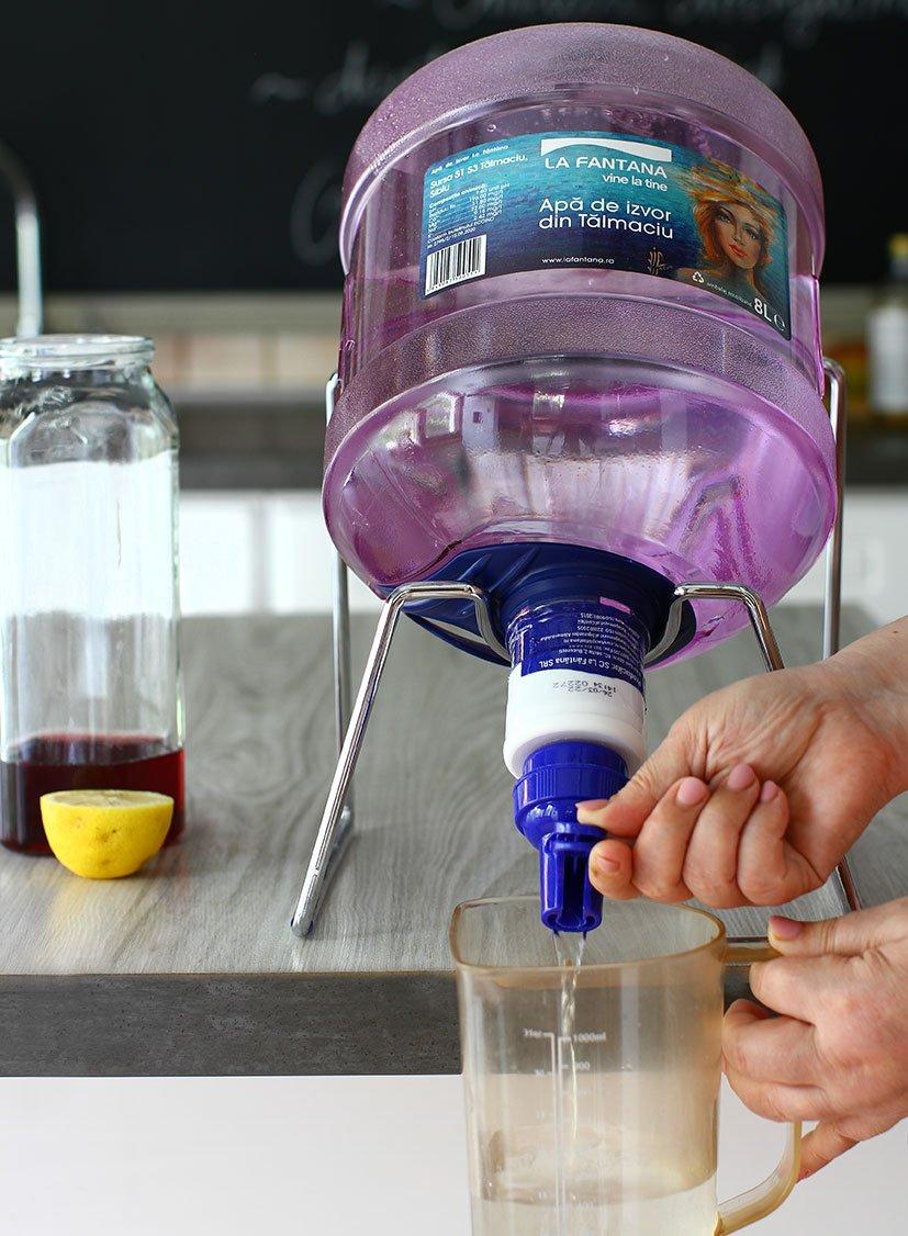 masurarea apei