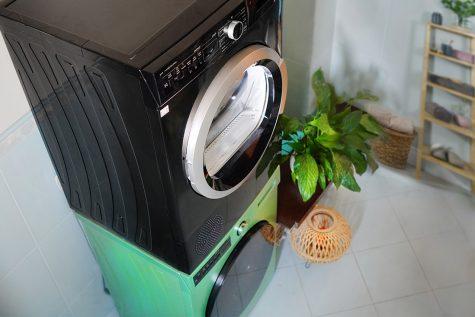 Mașina de spălat rufe și uscătorul de rufe Fram cu pompă de căldură – review de produs